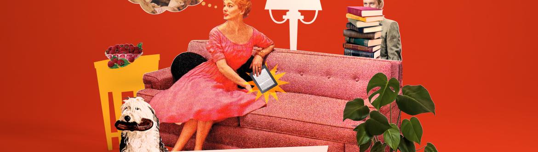 E-boeken thuis mobiel