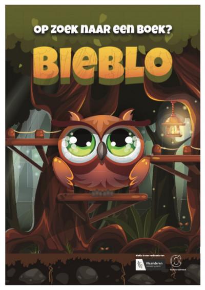 Speel Bieblo en vind je favoriete boeken